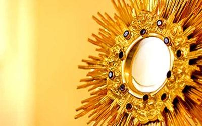 Corpus Christi – A | El Sacramento de la Eucaristía