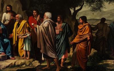 Domingo 18 – A | La Eucaristía