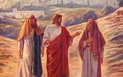 Pascua 3 – A | Jesús en Emaús