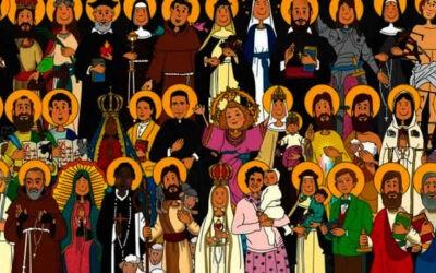 Domingo 31 – A | Fiesta de los Santos