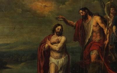Bautismo del Señor – B | El Bautismo de Jesús | IQC 2021
