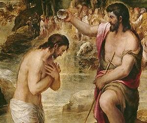 Bautismo del Señor – B | Bautismo de Jesús | IQC 2021