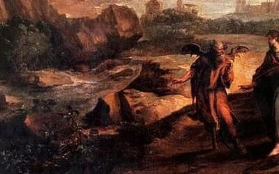 Cuaresma 1 – B | Jesús es tentado | IQC2021