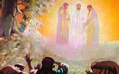 Cuaresma 2 – B | La transfiguración del Señor | IQC2021