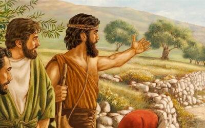 Domingo 2 – B | Jesús y Juan Bautista | IQC2021