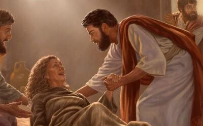 Domingo 5 – B | Jesús peregrino | IQC2021