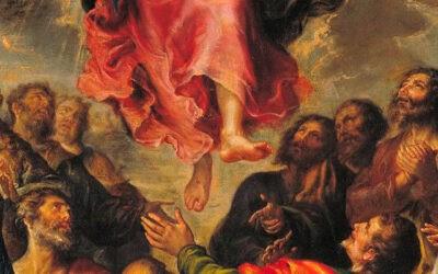 Ascensión del Señor – B | Cristo sube al cielo | IQC2021