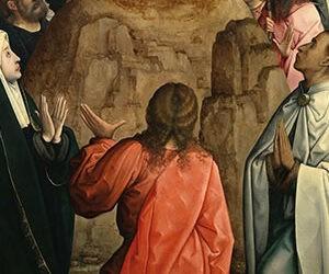 Ascensión del Señor – B | Jesús sube al cielo | IQC2021