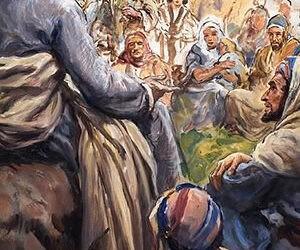 Domingo 16 – B | Como ovejas sin pastor | IQC2021