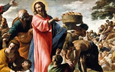 Domingo 17 – B | Eucaristía y hambre | IQC2021