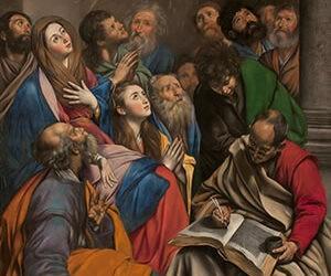 Pentecostés – B | Espíritu Santo | IQC2021