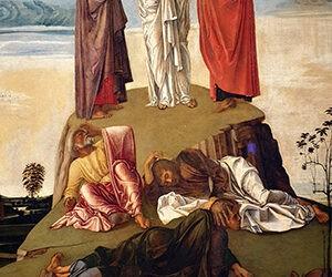 Domingo 18 – B | La Transfiguración del Señor
