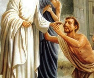 Domingo 30 – B | Jesús cura a Bartimeo | IQC2021
